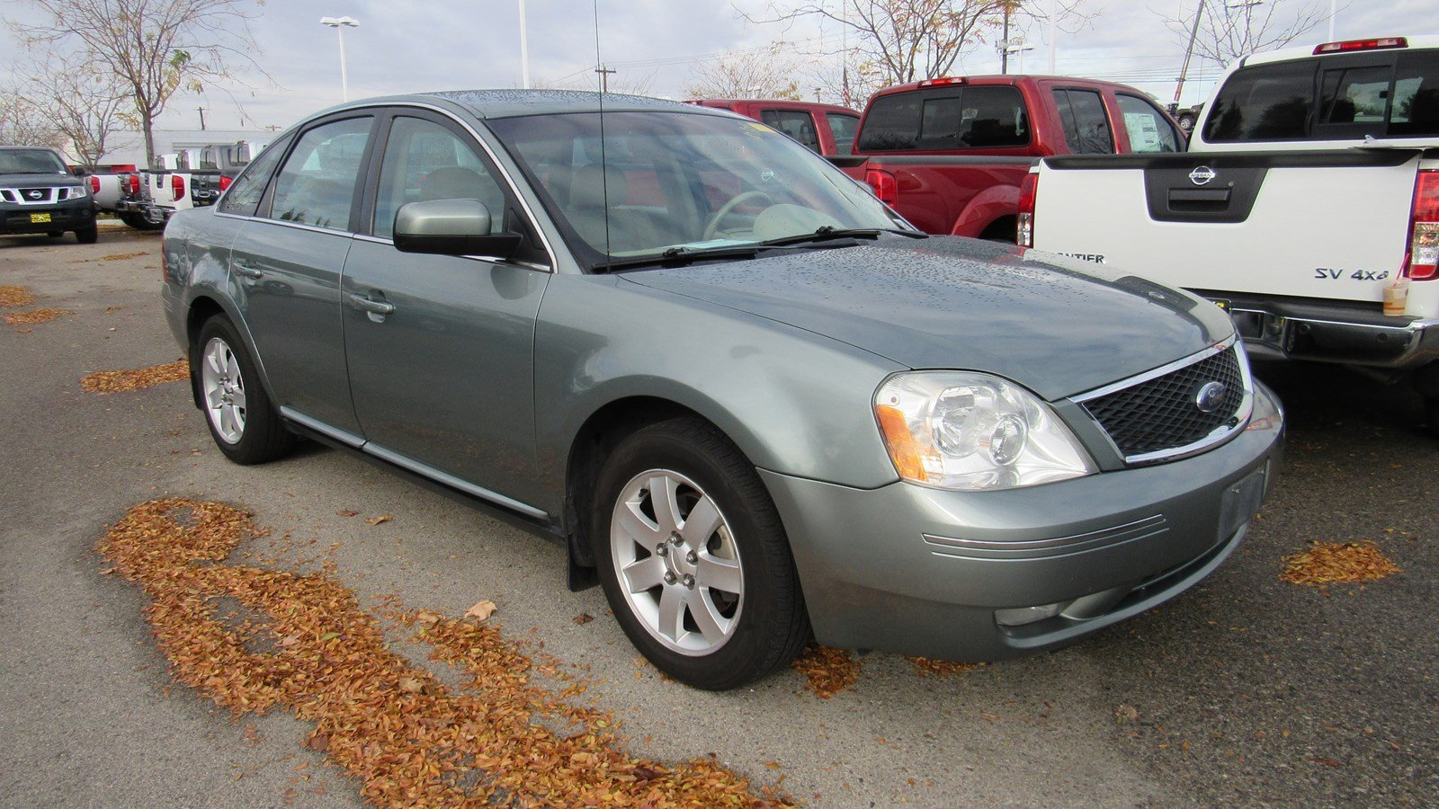 Pre owned 2006 ford five hundred sel