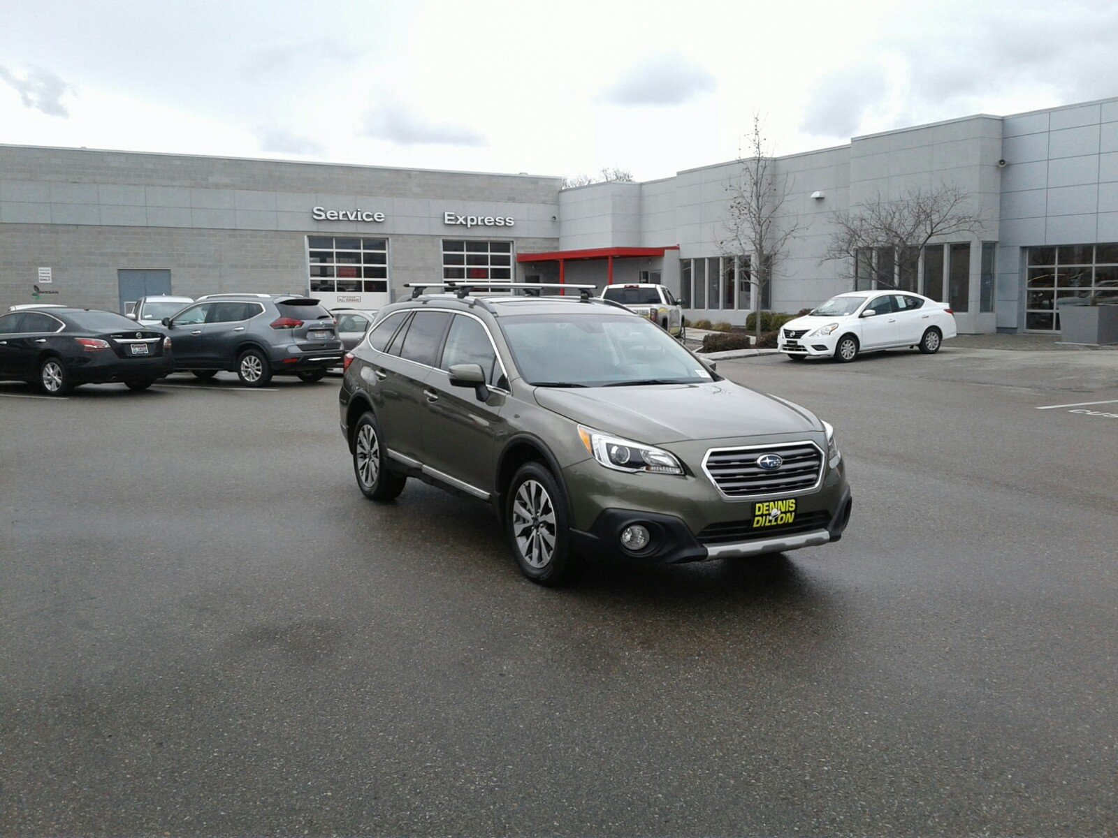 2017 subaru outback touring owners manual
