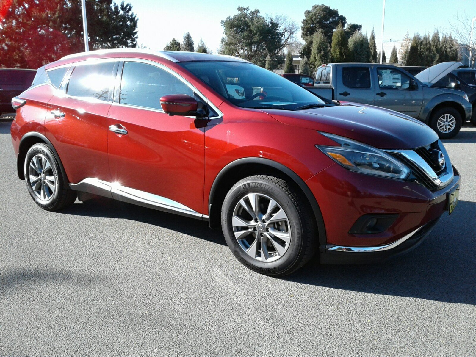 Certified Pre-Owned 2018 Nissan Murano SL