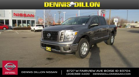 3f8b703dcf5 New Nissan Titan For Sale in Boise