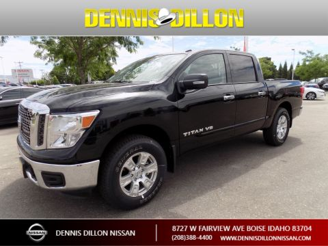 New nissan titan for sale in boise dennis dillon nissan
