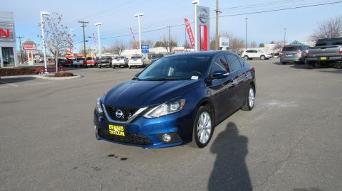 Certified Pre-Owned 2016 Nissan Sentra SL