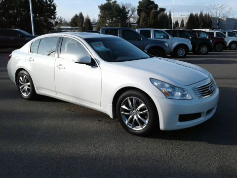 Pre-Owned 2008 INFINITI G35 Sedan Sport